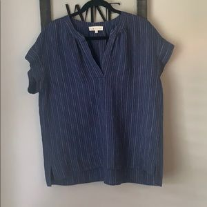 Lou & Grey for Loft Tunic Style Top
